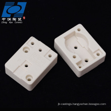 ceramic component for thermostat