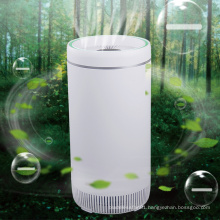China OEM Private Label luftreiniger Smart UV Air Purifier for Home with True Hepa Filter