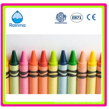 Quality and Social Audited Color Wax Crayons Bulk/Packed 4/6/8/12/15/16/24/36/48/64
