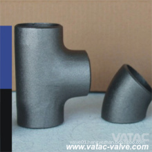 Cast Steel A234 Wpb/Stainless Steel Ss304/Ss316 Tee Manufacturer