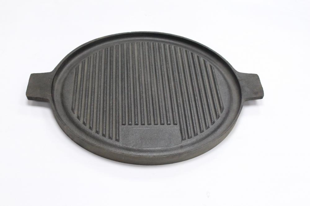 Cast Iron Round Griddle