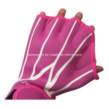 Wholesale Price Custom Logo Neoprene Swimming Glove for Adult (SNNG10)