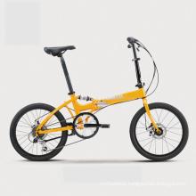 "2020 New 20"" 6s Aluminum Alloy Folding Children Bike"