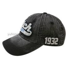 Customized Washed Baseball Cap, Beautiful Snapback Sports Hat
