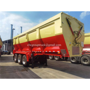 Hot Selling Rear 3 Axle Conveyor Belt Trailer