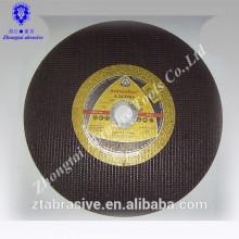 Hohe Qualität Trennscheibe für Inox / Metall / Stein