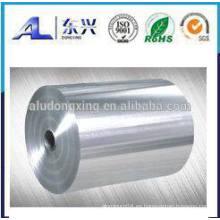 Lámina de aluminio para laminación