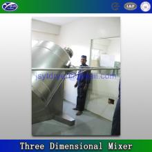 Three dimensional Mixing machine