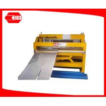 Metallschneid- und Schneidemaschine mit Tapered Sheet