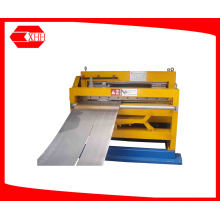 Metal Slitting and Cutting Machine with Tapered Sheet