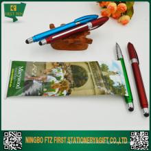 Пластиковая рекламная ручка