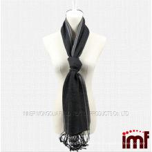 Тонкие качественные 100% мериносовые шерстяные шарфы для мужчин