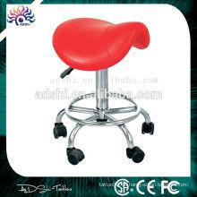 Rot verstellbarer Tattoo Stuhl, Tattoo Hocker, tragbare Tattoo Stuhl Möbel