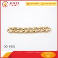 OEM custom fashion ring chain bag accessories metal chain