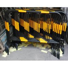 Barrière de barrière temporaire / barrière de barrière temporaire / barrière de contrôle des corvées