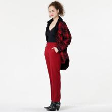 Женские повседневные брюки с высокой талией