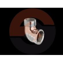 CP Brass Sanitary Male-Female Elbow Fittings com todos os tamanhos