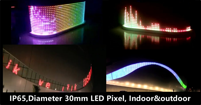 Mini Pixel LED