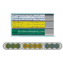 Elevator Flat Travelling Cable 60 Cores