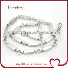 Halskette aus Edelstahl für Männer