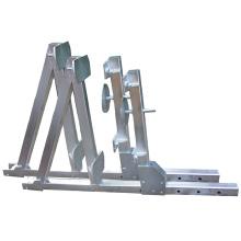 Suspended platform Parapet clamp