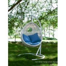 hanging swing chair+for indoor/outdoor +rattan/wicker furniture