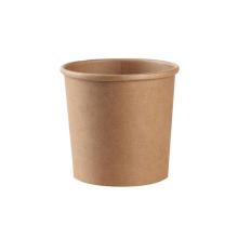 Best quality disposable soup bowl customized design wholesale soup paper cup
