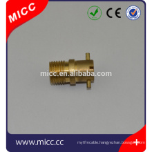 MICC hot sale brass thermocouple Adapter