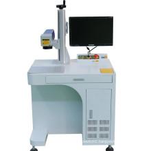 Portable/Cabinet  fiber laser printer fiber laser marking machine for metal nameplate silver gold MOPA/UV Raycus max JPTsource