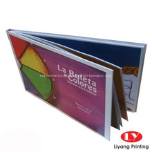 Impressão de livro para colorir em massa minúscula