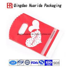 Personalizar el embalaje de regalo de plástico del día de San Valentín