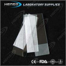 Lâminas de vidro de microscópio de gelo único Henso 7105