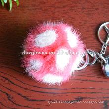 Promotion Keychains,Fur Keychains