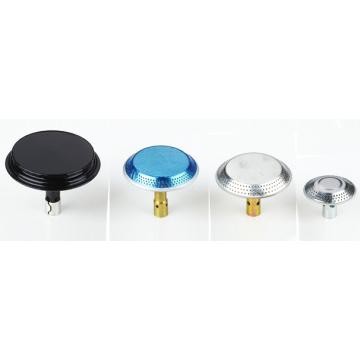 Portable cooker gas burner