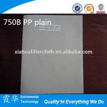 750B PP tela de filtro de agua salada