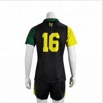 Diseña tu propio uniforme de rugby Jersey League Jersey Rugby Team Wear