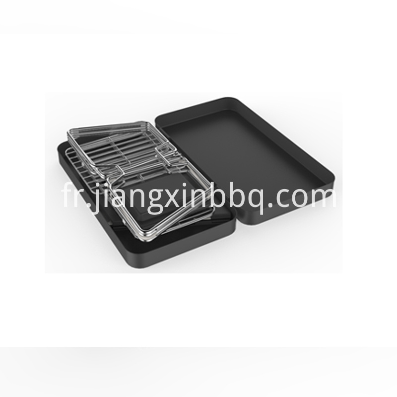 Folding Charcoal Grill Bbq Parts