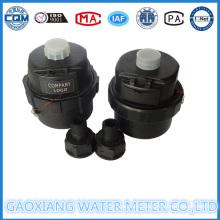 Plastic Nylon Volumetric Water Meter (DN15-DN25)