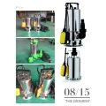 (SDL200C-17) Bomba de água submersível chuva elétrica pequena venda quente para uso doméstico jardim