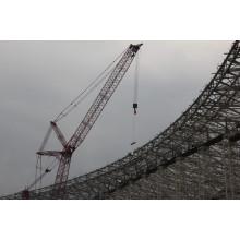 Sporthalle Struktur für Basketball