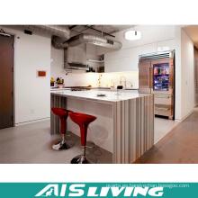 Muebles baratos de los muebles de la cocina del paquete plano del precio barato (AIS-K949)