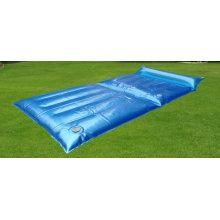 Lit d'eau médicale, lit d'eau en PVC, fabrication de lit d'eau gonflable