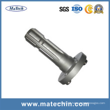 CNC Manufacturer 304 Stainless Steel Forging for Shaft Extension