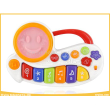 Smiley Flower Musical Keyboard Toys for Baby