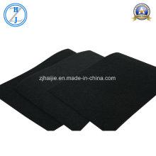 Black Non-Woven Fabric