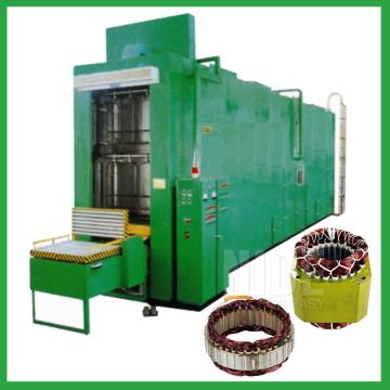 Stator varnishing machine automatic dipping machine