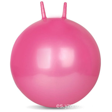 Colorful Inflatable PVC Kids Jump Bounce Space Hopper Ball
