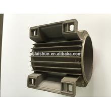 Carcaça de alumínio para motores