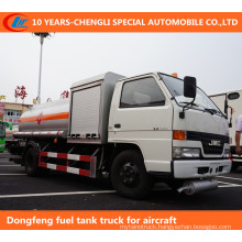 Fuel Tank Truck for Aircraft Oil Tank Refulling Truck