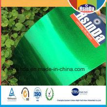Nouveau revêtement en poudre transparent vert aux bonbons à haute brillance